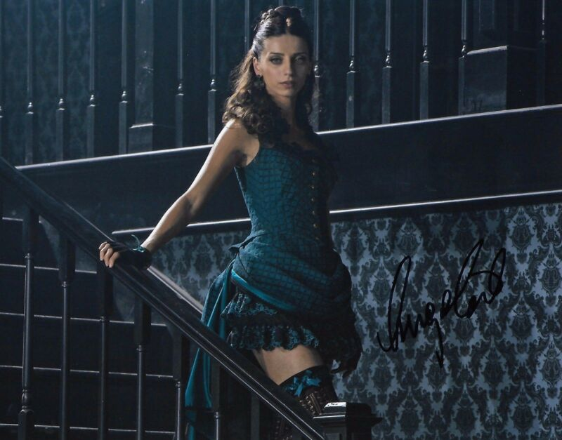 Angela Sarafyan Westworld Autographed Signed 8x10 Photo COA #1