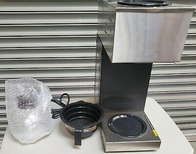Bunn Vpr Series Commercial 12 Cup Coffee Maker Brewer Automatic 2 Pot Machine