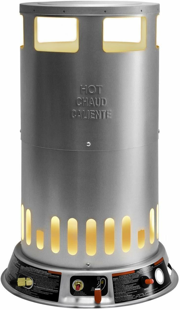 Dyna-Glo RMC-LPC200DG 50,000 to 200,000 BTU Liquid Propane C