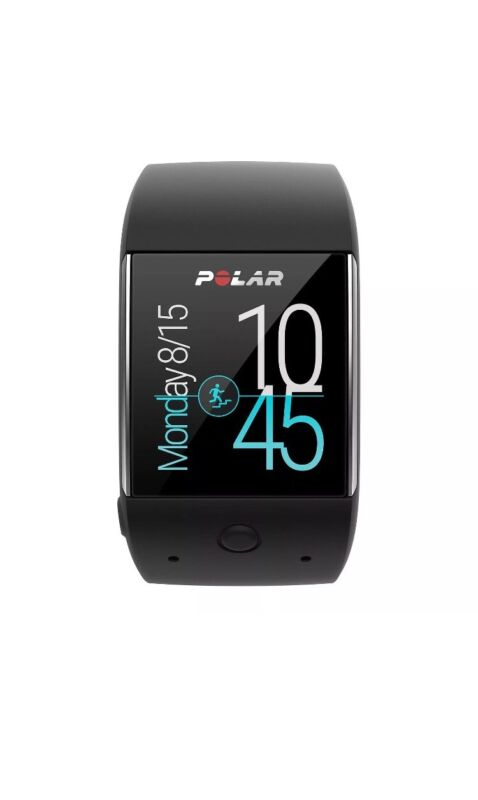 Polar M600 Smartwatch, GPS, Wrist-Based Heart Rate. Ex Shop Demo Model