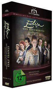 Elisa von Rivombrosa - 2. Staffel - Elisa di Rivombrosa - Fernsehjuwelen DVD