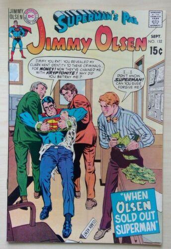 Superman's Pal Jimmy Olsen #132
