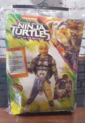 TMNT Ninja Turtles Michaelangelo Costume New in Package Nickelodeon Child - Turtles In Costumes