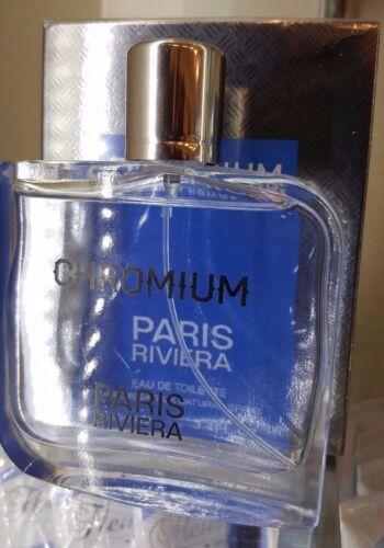 Chromium+100ml+By+Paris+Riviera+Oriental+Perfume+Spray+EDP