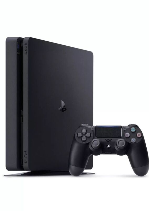 Sony PlayStation 4 1TB Limited Edition Days of Play Console Bundle Blue 3003131