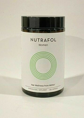 NUTRAFOL NutraWoman Supplement - 120 Capsules NEW! EXP 02/23 RETURNS ACCEPTED!!