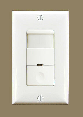 Commercial Pir Occupancy Motion Sensor Switch Automatic Or Manual Onoff