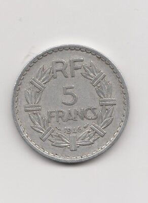 5 Francs Frankreich1946  (1583)