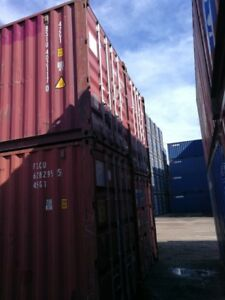 SEA CANS / SHIPPING CONTAINERS / EXCELLENT CONDITION
