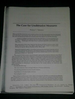 Star TV Show Screen Used Graphics & Paperwork The Case of Unobtrusive Measures Measure Tv Screen