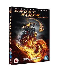 Ghost Rider 2: Spirit Of Vengeance DVD