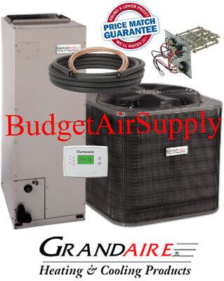 3 ton 14 SEER HEAT PUMP ICP/GRANDAIRE Model Split System+25ft LineSet++