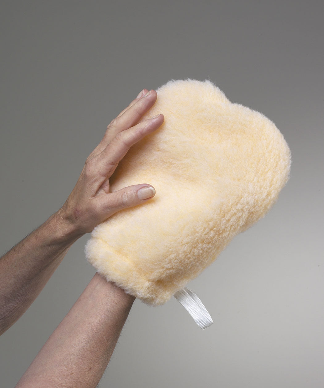 как выглядит Skil-Care Bath Mitt Home Health Caregiver Soft Thorough Clean Reusable 913030 фото