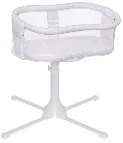 HALO Bassinest Essentia Swivel Sleeper Bassinet Infant Baby 2018 Modern Lattice