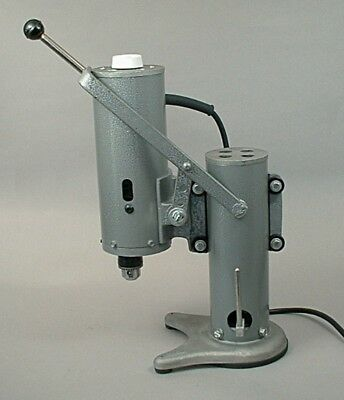 Baldwin Drill Press Bm41 - Suction Cup Glass Drilling Machine - Variable Speed