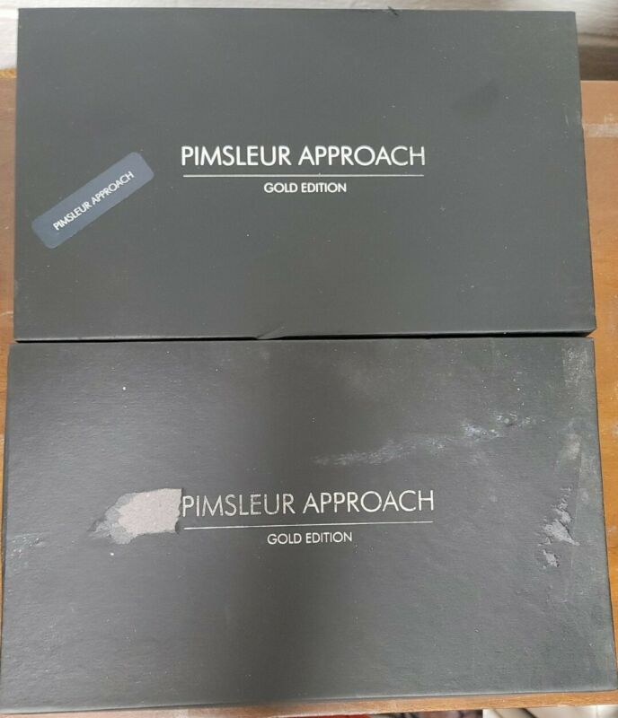 Pimsleur Approach Spanish Level I + II Gold Edition - 32 Discs