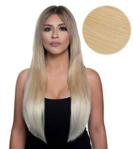 Bellami clip in hair extensions - 220 grams, 20 inches