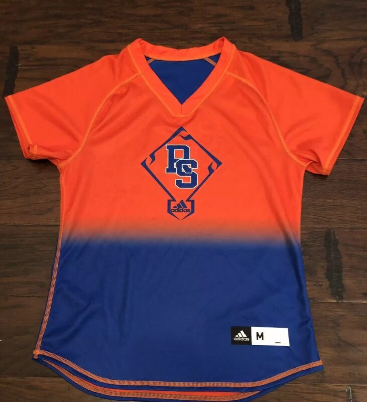 Adidas Youth RS Reverisible Baseball Jersey Sz. YM NEW
