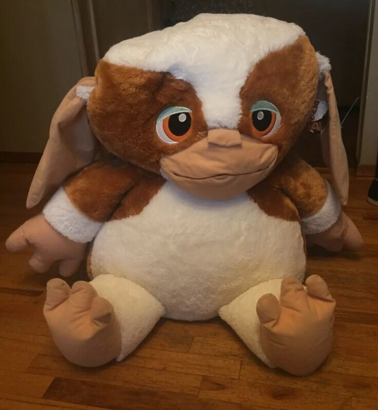 """GREMLINS """"GIZMO"""" GIANT 42 INCH PLUSH WITH TAGS"""