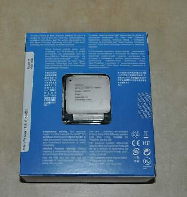 Intel Core i7-5960X Haswell-E 8-Core 3.0 GHz LGA 2011-v3 Desktop Processor J608B