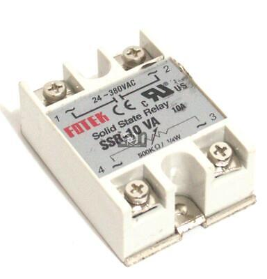 Ssr-10 Va Solid State Relay Module For Temperature Controller