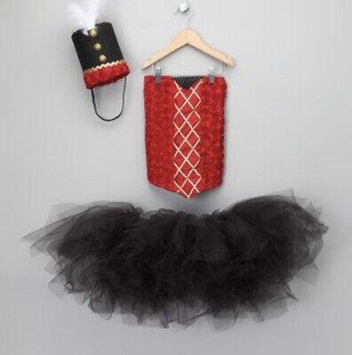 Enchanted Fairyware Couture Nutcracker Dancer Ballerina Tutu Costume with - Tutu Couture Kostüm