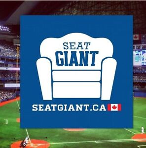 BLUE JAYS TICKETS FROM $4 CAD! Up to 70% OFF Face Value!!!
