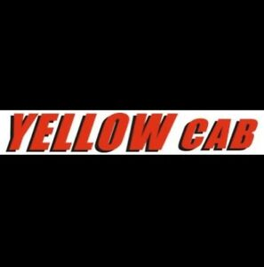 !!!YELLOW CAB PLATE FOR SALE!! 2016 TOYOTA CAMRY SE
