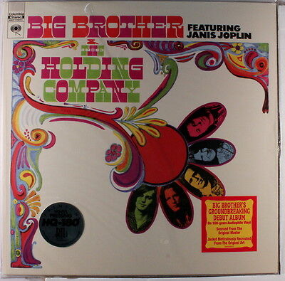 Big Brother   Holding Company  Big Brother   The Holding Company Lp Sealed  180