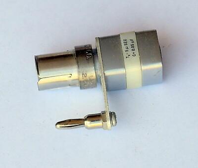 Tektronix 017-067 Gr874 Adapter 50 Ohm