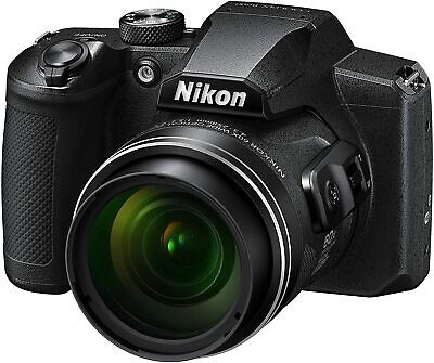 Nikon COOLPIX B600 Black brand new/