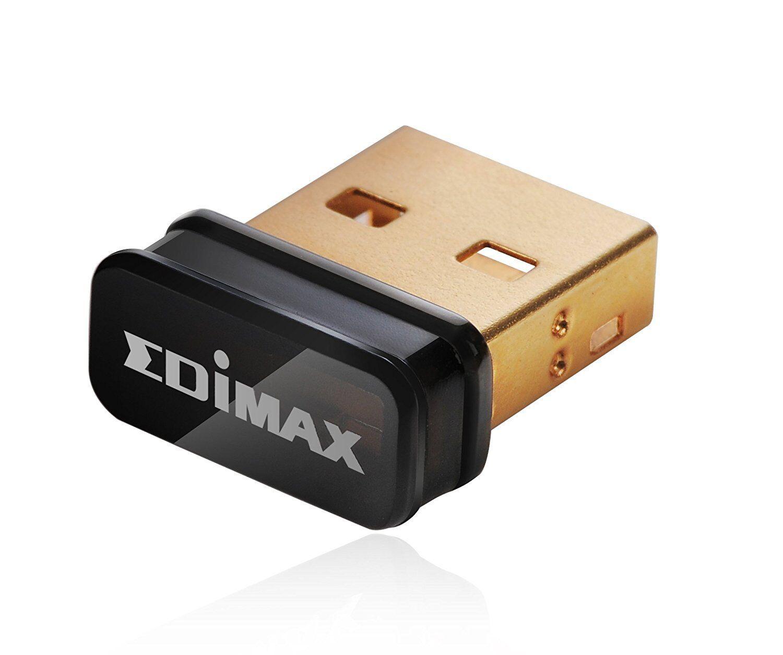 New Edimax EW-7811Un 150Mbps 11n Wi-Fi USB Adapter, Nano Siz