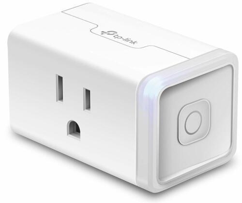 TP-Link Kasa Wi-Fi Smart Plug Mini Alexa & Google Compatible