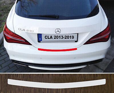 Lackschutzfolie Ladekantenschutz transparent Mercedes CLA, 2013 - 2019