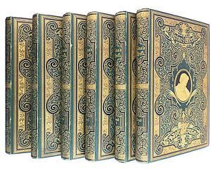 Heinrich Heine - Werke in 6 Bänden, Prachtausgabe
