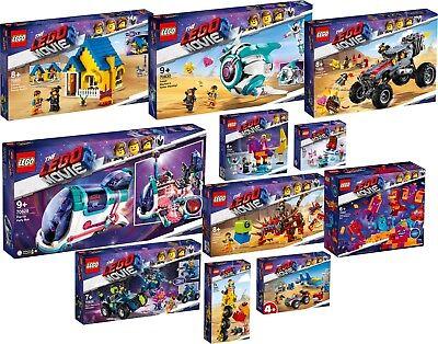 LEGO® THE LEGO MOVIE 2™ 70831 70830 70829 70827 70823 Emmet Krieger-Lucy  N1//19