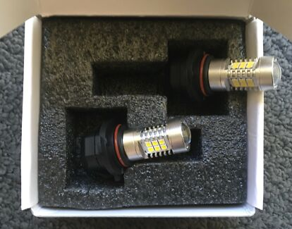 Car led lights HB4 (9006)  colour Yellow Gosford Gosford Area Preview