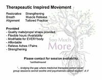 Therapeutic Movement