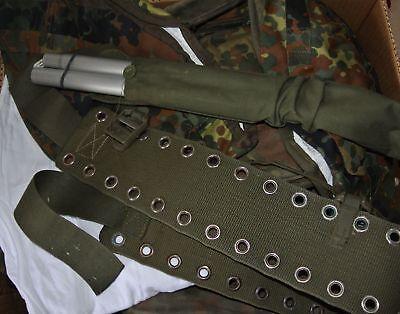 8kg Militär Nato BW NVA Britisch Westen Uniform Anzug Pouch konvolut B2B  -2010