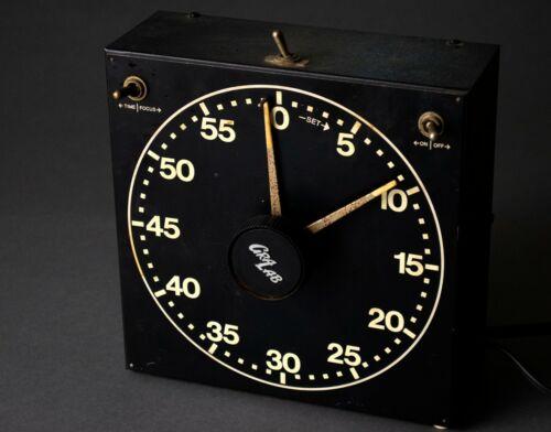 GraLab Model 300 Illuminated Darkroom Timer