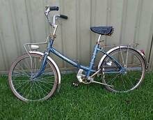 Peugeot folding bike. 22 inch bicycle. vintage bike Georgetown Newcastle Area Preview