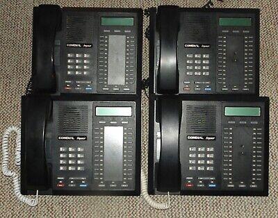 Lot Of 4 Comdial Impact 8024s-gt Office Phones Business Speaker Phones
