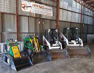 KANGA HIRE - BOBCAT HIRE - SKID STEER HIRE - DINGO HIRE Everton Hills Brisbane North West Preview