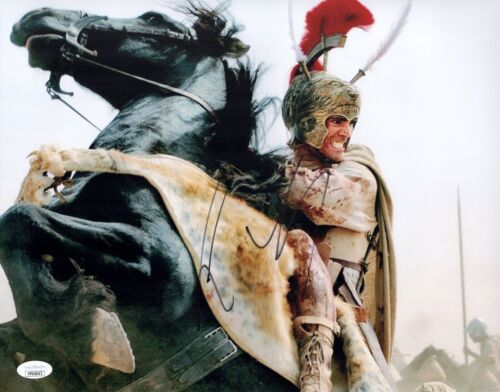 COLIN FARRELL Signed ALEXANDER THE GREAT 11x14 Photo IN PERSON Autograph JSA COA
