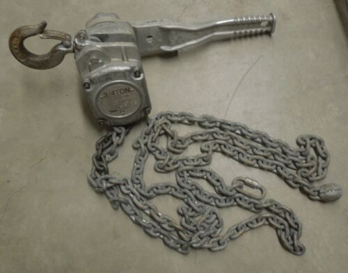 YALE 3/4 TON HC LIFT CHAIN HOIST made in GERMANY