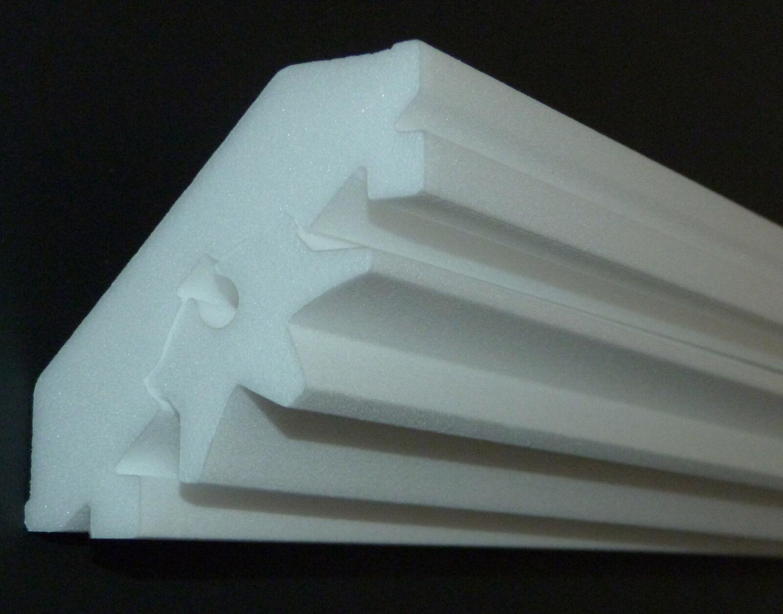 stuckleiste stuckprofil deckenprofil indirekte led beleuchtung 8 90 m henning eur 17 80. Black Bedroom Furniture Sets. Home Design Ideas