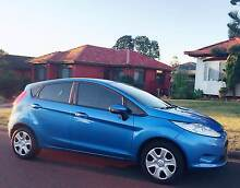 2010 Ford Fiesta CL Hatchback Padstow Bankstown Area Preview