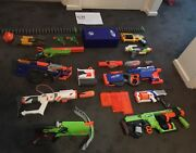 Collection of Nerf Toy Guns Capalaba Brisbane South East Preview