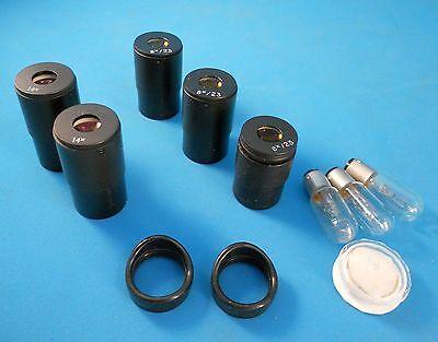 Lomo Inspectiondissection Microscope Eyepiece Kit