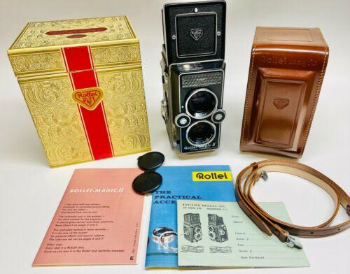 Rollei-Magic II Film Camera, New In Original Packaging